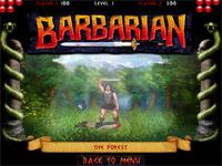 Скачать флеш игру Барбариан