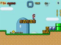 Скачать флеш игру Марио классика