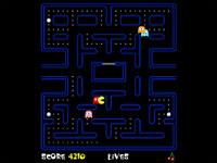 Скачать флеш игру Pac Man