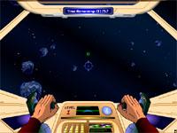 Скачать флеш игру Астероидный пояс.