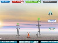 Скачать флеш игру Инопланетный спасатель