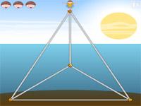 Скачать флеш игру Пирамида