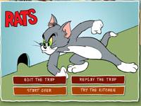 Скачать флеш игру Том и Джери