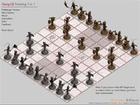 Скачать флеш игру Античные шахматы
