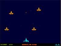 Скачать флеш игру Галактическая схватка.