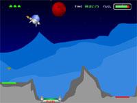 Скачать флеш игру Лунный исследователь.