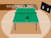 Скачать флеш игру Пинг понг.