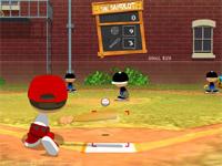 Скачать флеш игру Бейсбол
