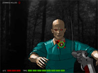 Скачать флеш игру Кровь зомби.
